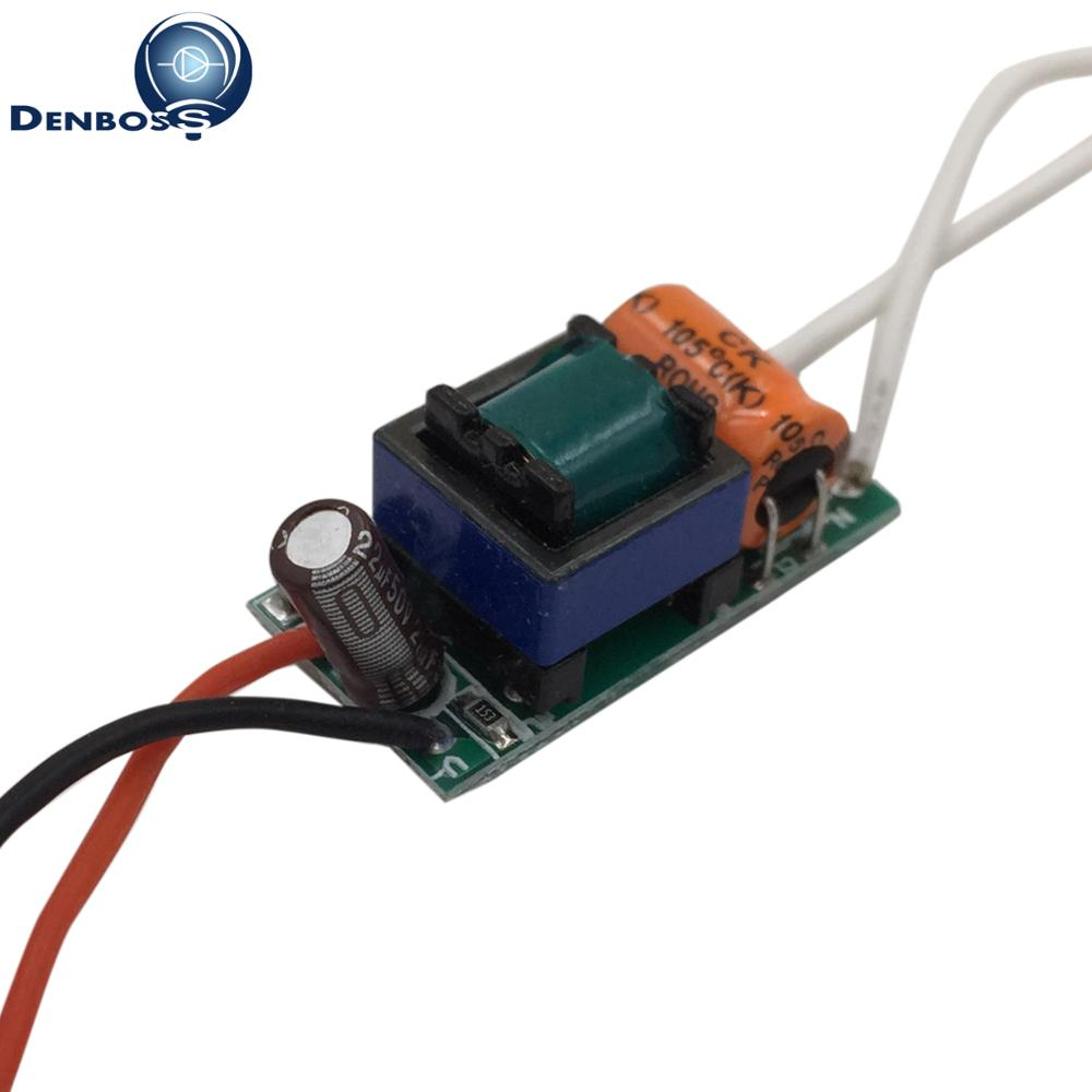 3w 5w 6w 7w Constant Current Led Driver Power Led Constant Current