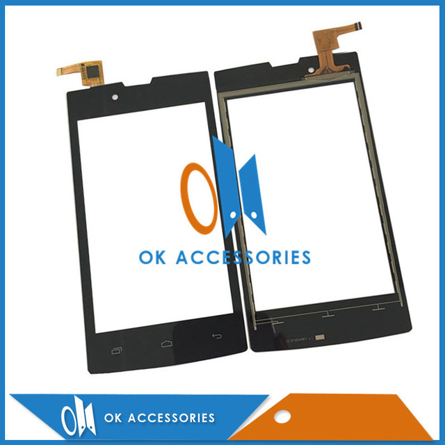 4 Inches Black Color For Beeline smart 6 smart6 Touch Screen Digitizer 1PC/Lot