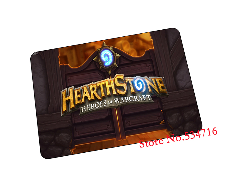 hearthstone mousepad High-quality gaming mouse pad logo gamer mouse mat pad game computer desk padmouse keyboard large play mats