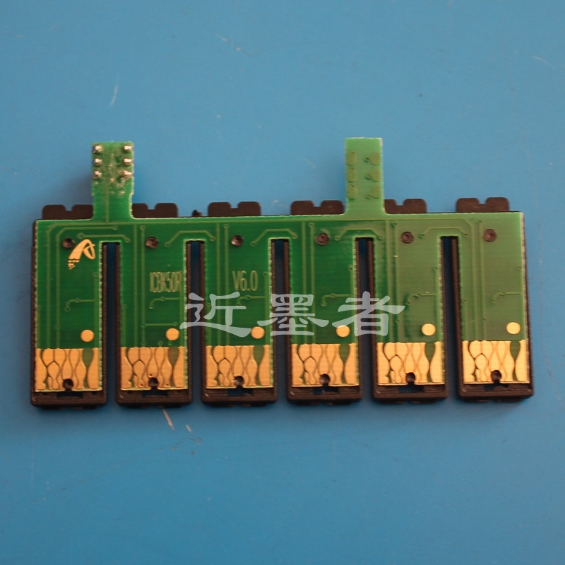 Hot Item 1 set IC50 Cartridge Chip For Epson EP-801A 802A
