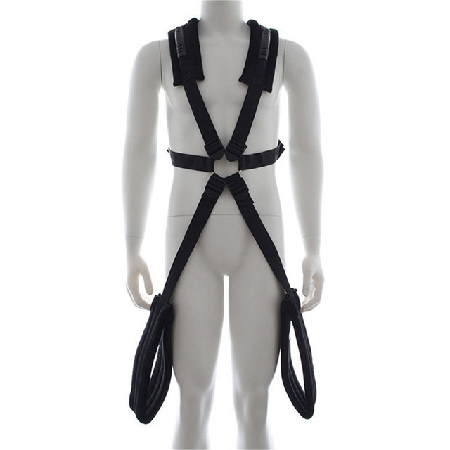 Sex Swing Fetish Love Position Bondage Restraints Harness Strap Adult Sex Furniture Sex Products Sex Toys for Couples