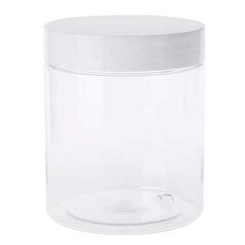 250ml Empty Container For Playdough Slime Light Clay Makeup Jar Cosmetic Pot Cream Bottle Nail Box цена 2017
