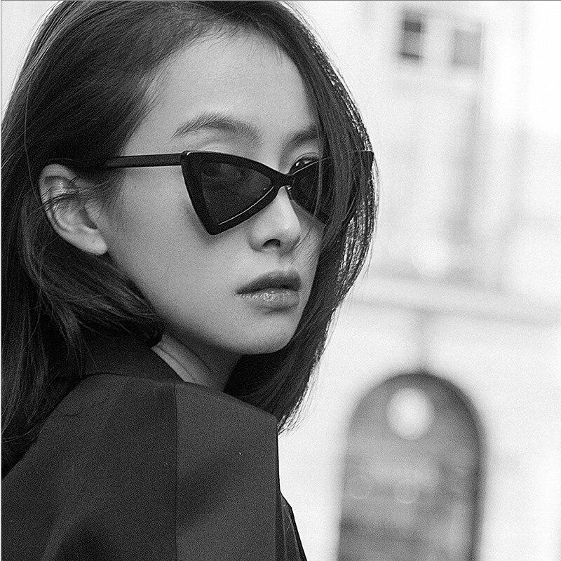 Winszenith 23 La nouvelle tendance de Européen et Américain lunettes de soleil de mode lunettes de soleil Victoria Chanson rouge