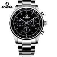 Relogio Masculino CASIMA Charme Leuchtende Business Watch Männer Luxus Marke Mens Wasserdicht Woche Datum Quarz Armbanduhr Uhr Saat