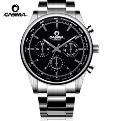 Relogio Masculino CASIMA Charm Luminous Business Watch Men Luxury Brand Mens Waterproof Week Date Quartz Wrist Watch Clock Saat