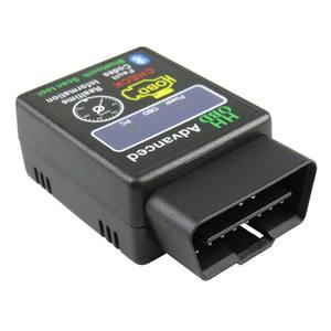 Image 4 - ELM327 Bluetooth OBD2 רכב אבחון סורק עבור אנדרואיד מתאם Elm 327 V2.1 Bluetooth OBD 2 קוד Reader אבחון כלי