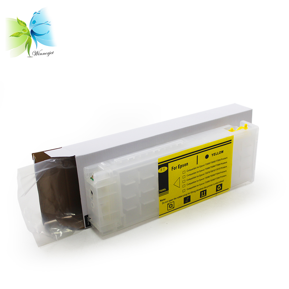 Winnerjet Empty Refill ink cartriges for Epson T3270 T5270 T7270 printer in Ink Cartridges from Computer Office