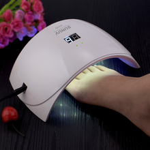 SUNUV SUN9s SUNmini2 Plus Nail Lamp 24W UV LED Nail Dryer with USB Charging Cable Manicure Lamp For Finger and Toenails