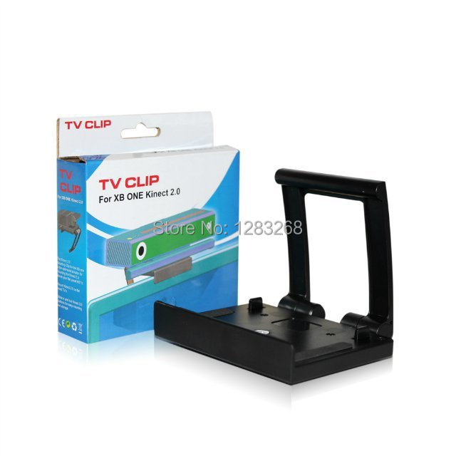 Online get cheap black xbox kinect aliexpress alibaba group movement tv clip connected kinect 20 mounting clip for xbox one blackchina mainland sciox Gallery