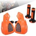 Мотоциклетные рукавицы ручной протектор protaper ручки для KTM KX65 125 SX 400 EXC-F DUKE 200 390 XCW SMR Dirt Bike