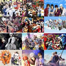 Gintama posters home decoration good quality vivid color free shipping
