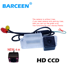 USE for Volkswagen GOLF 6 /Magotan car reversing  camera with hd ccd 170 wide lens angle promotion period