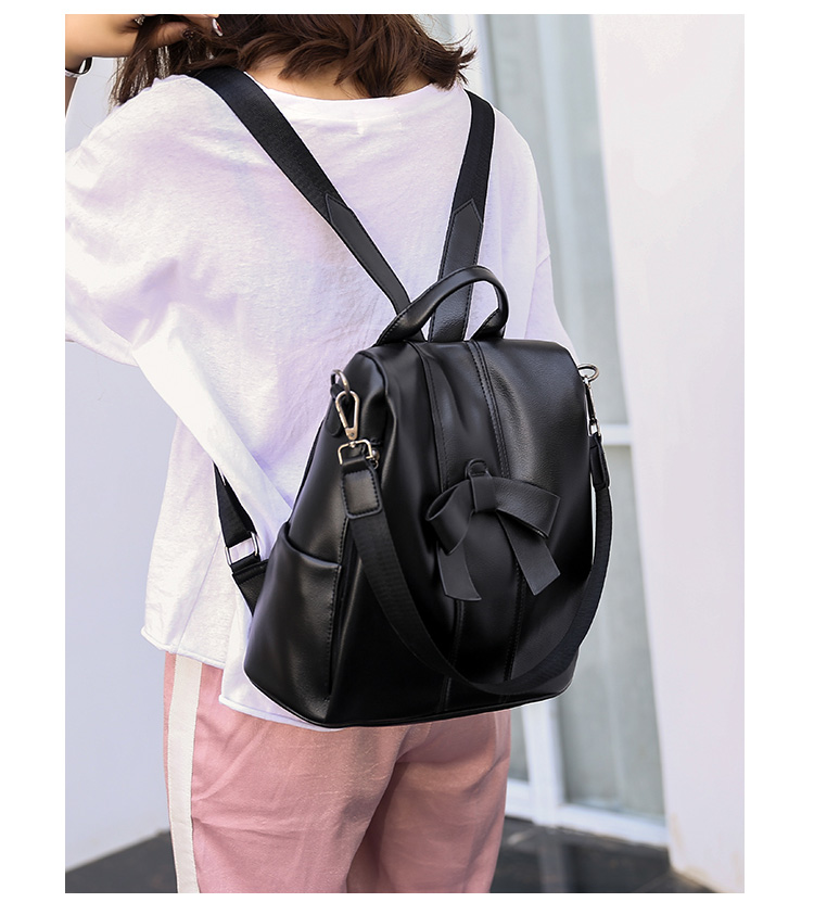 HTB1JJvLUMHqK1RjSZFgq6y7JXXaE - Leisure Women Backpack High Quality Leather Lady Anti Theft Shoulder Bags Lovely Girls School Bags Women Traveling Backpack