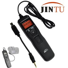 JINTU Time Lapse Intervalometer para Nikon de Controle Remoto 90 D5100 D5200 D5300 D5400 D5500 D5600 D3100 D3200 D7500 D7200