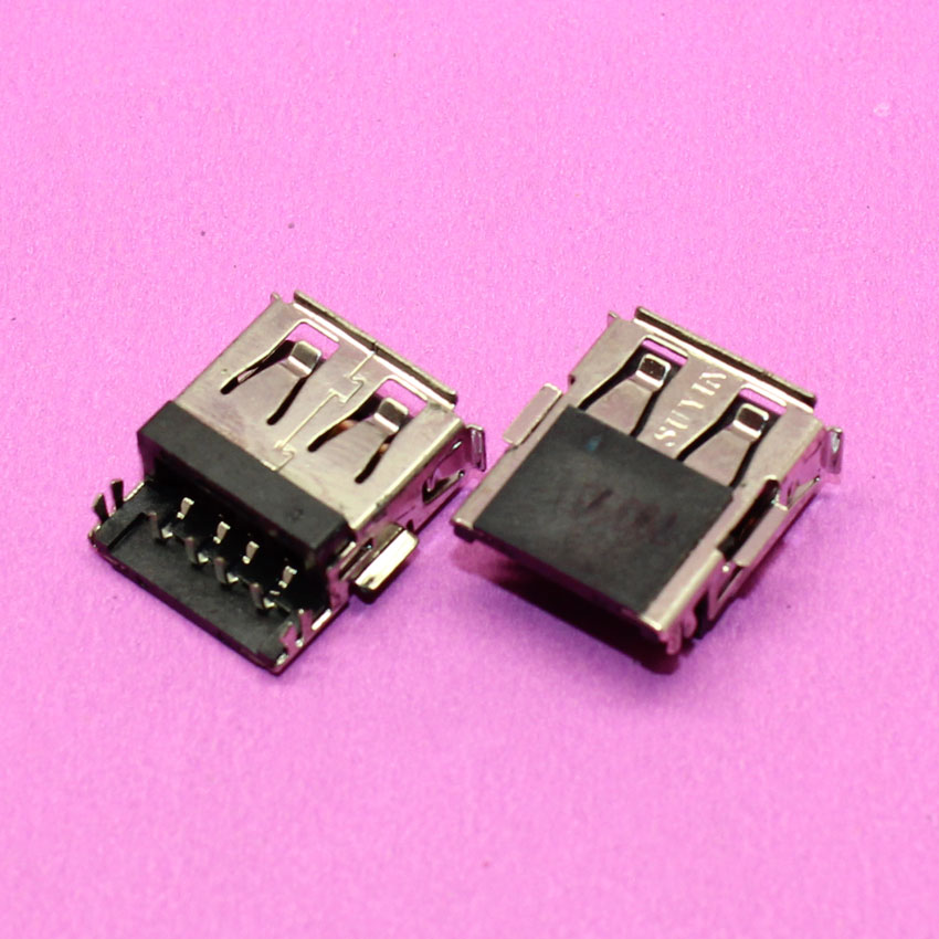 Original New commonly Laptop USB connector Socket/Plug/Interface/ Jack for ACER DELL HP LENOVO ASUS ect