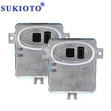 SUKIOTO 35 วัตต์ D1s Ballast 63126948180 W3T13271 OEM บัลลาสต์ HID Xenon ไฟหน้าโมดูลสำหรับ E90 E91 สำหรับ D1S D3S D3R รถหลอดไฟ