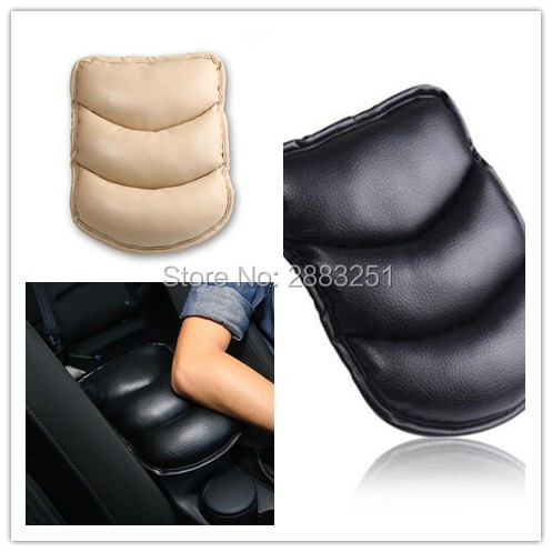 yeti chair accessories green upholstered dining chairs car styling leather central arm rest seat box padding for skoda octavia fabia rapia