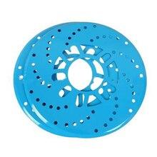 2 шт./компл. пластина заднего барабана из алюминиевого сплава 26 см крышка модификации колеса дискового тормоза автомобиля авто