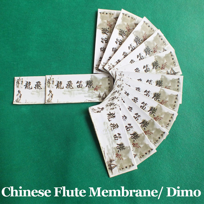 """Китайская флейта """"Дизи"""" димо протектор традиционный музыкальный инструмент Flauta аксессуары C/D/E/F/G ключ пластиковые мембраны протектор"""