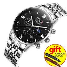 3 OTEX Top Brand Luxury Mens Watches Fashion Casual Sport Wristwatch Waterproof Date Clock Army Military Relogio Masculino