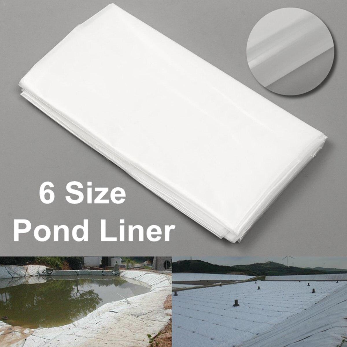waterproof fish pond liner garden pool hdpe membrane reinforced landscaping pool pond liner. Black Bedroom Furniture Sets. Home Design Ideas