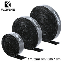 FLOVEME Cable Organizer Wire Winder Clip Earphone Holder Mouse Cord Protector HDMI Cable Management For iPhone Samsung USB Cable car cable organizer wire winder headphone holder clip mouse cord protector hdmi cable management for iphone samsung usb cable