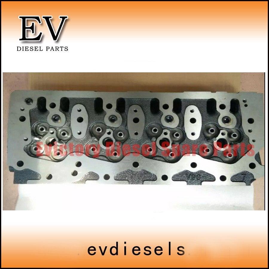 Yanmar 4TNV94 4TNV94L 4TNV94LE Engine Gasket Kit for Komatsu Excavator Forklift