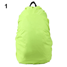 HOT Waterproof Rainproof Backpack Rucksack Rain Dust Cover Bag for Camping Hiking 91Y7