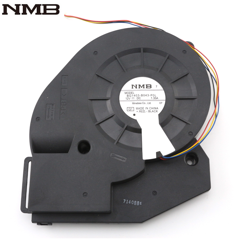 NMB BG1403-B043-P0L 12V 1.35A notebook all-in-one CPU graphics card power cooling fan computador cooling fan replacement for msi twin frozr ii r7770 hd 7770 n460 n560 gtx graphics video card fans pld08010s12hh