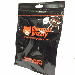 Image 3 - Thermal Grizzly Kryonaut 11.1G PC CPU AMD Intel processor Heatsink fan Thermal compound Cooling Cooler Thermal Grease /paste