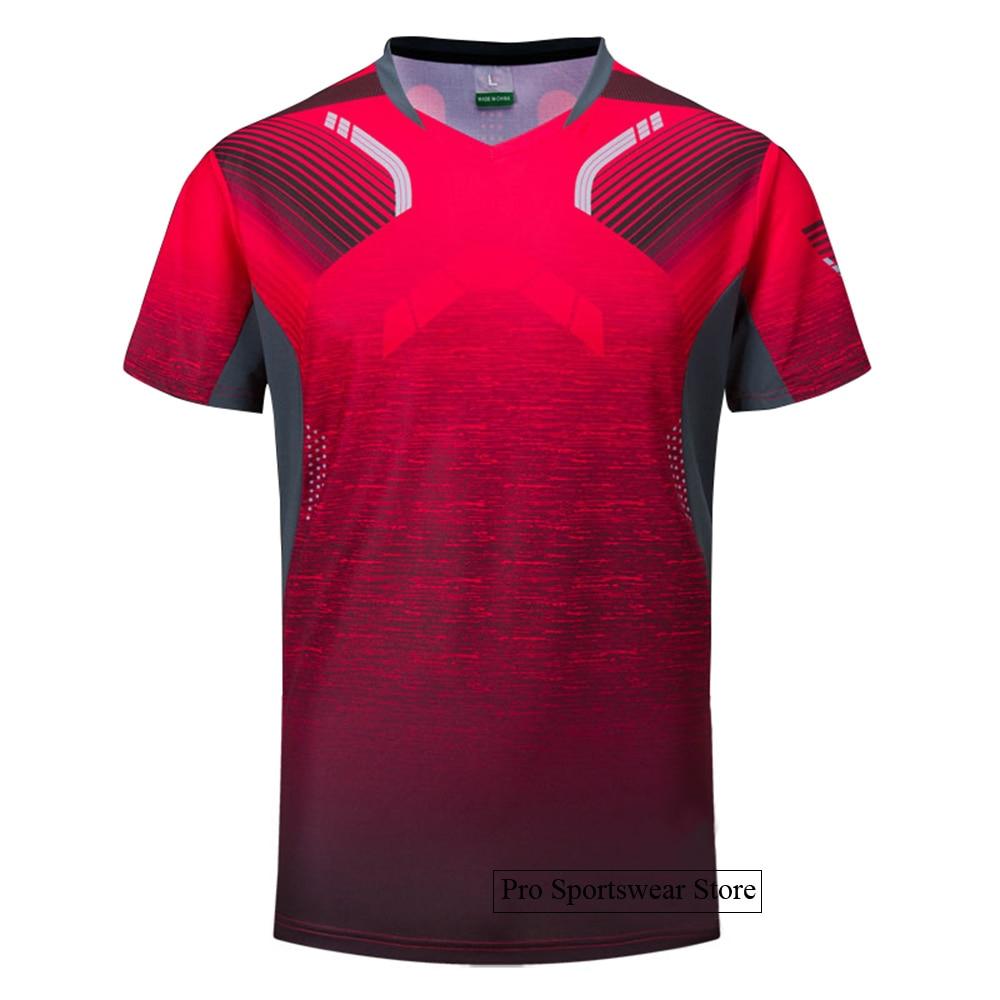 Shirts, quick dry, tennis, table tennis, badminton 4
