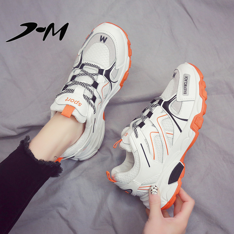 Brand casual women's shoes 2019 spring