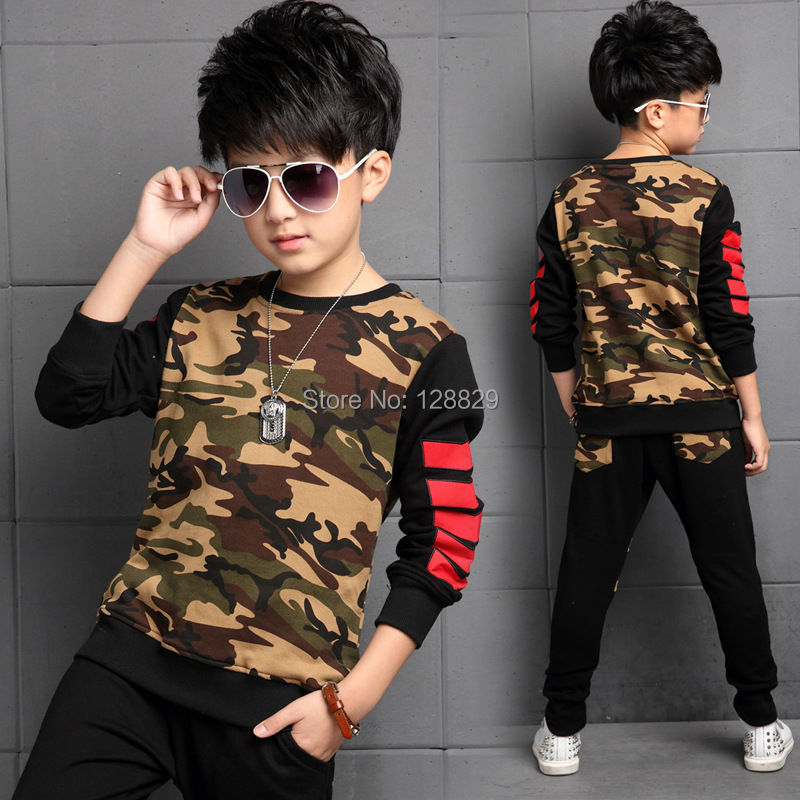 Boys Clothing Sets (9)