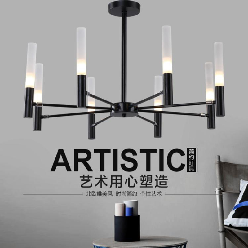 Modern Led Pendant Lamp Suspension Luminaire Coffee Hanging Light Kitchen Restaurants Dining Living Room Lighting In Lights From