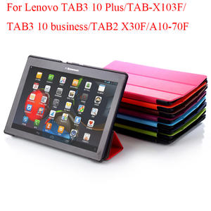 Stand-Cover Business-Tablet-Case A10-30 Lenovo TB-X103F for Tab-10/Tb-x103f/Tab-2/..