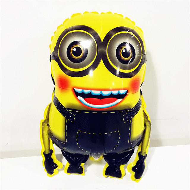 Minions Theme Party Supplies Event Balloon Party Supplies Party