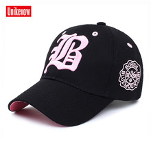 New arrival Classic Baseball Cap Cotton leisure hats  for men and women hip hop cap fashion snapback 3D embroidery