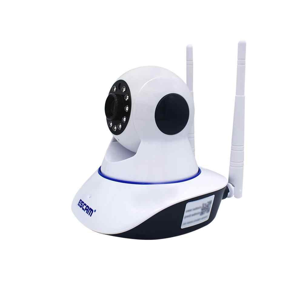 ESCAM G01 HD 1080P 200WDual Antenna 1080P Pan/Tilt WiFi IR IP Camera Support ONVIF Two Way Talk Night Vision