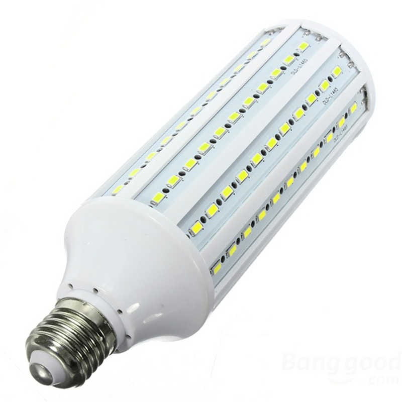 1pcs Lampada 40W 50W 60W 80W 100W LED Lamp 5730 SMD E27 E40 B22 110V 220V Corn Bulb Pendant Lighting Chandelier Ceiling Light