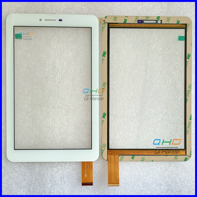 New 7'' inch Capacitive Touch screen digitizer glass panel Sensor Replacement For Colorfly G708 FPCA-70A28-V01 tablet witblue new touch screen for 9 7 archos 97 carbon tablet touch panel digitizer glass sensor replacement free shipping