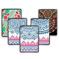 2016 Ceramic pattern Printing Design Dustproof Plastic Hard Back Cover Case For Apple iPad Air 2 Ipad 6