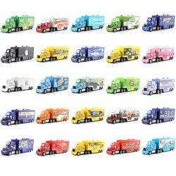 Машинка Disney Pixar Автомобиль Мак цыпленок Hicks King Франческо Хадсон грузовик игрушечный автомобиль 1:55 Свободный лучший подарок для детей