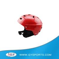 Frete grátis nice design cor vermelha mar esportes capacete esportes aquáticos caiaque head capacetes de segurança guarda