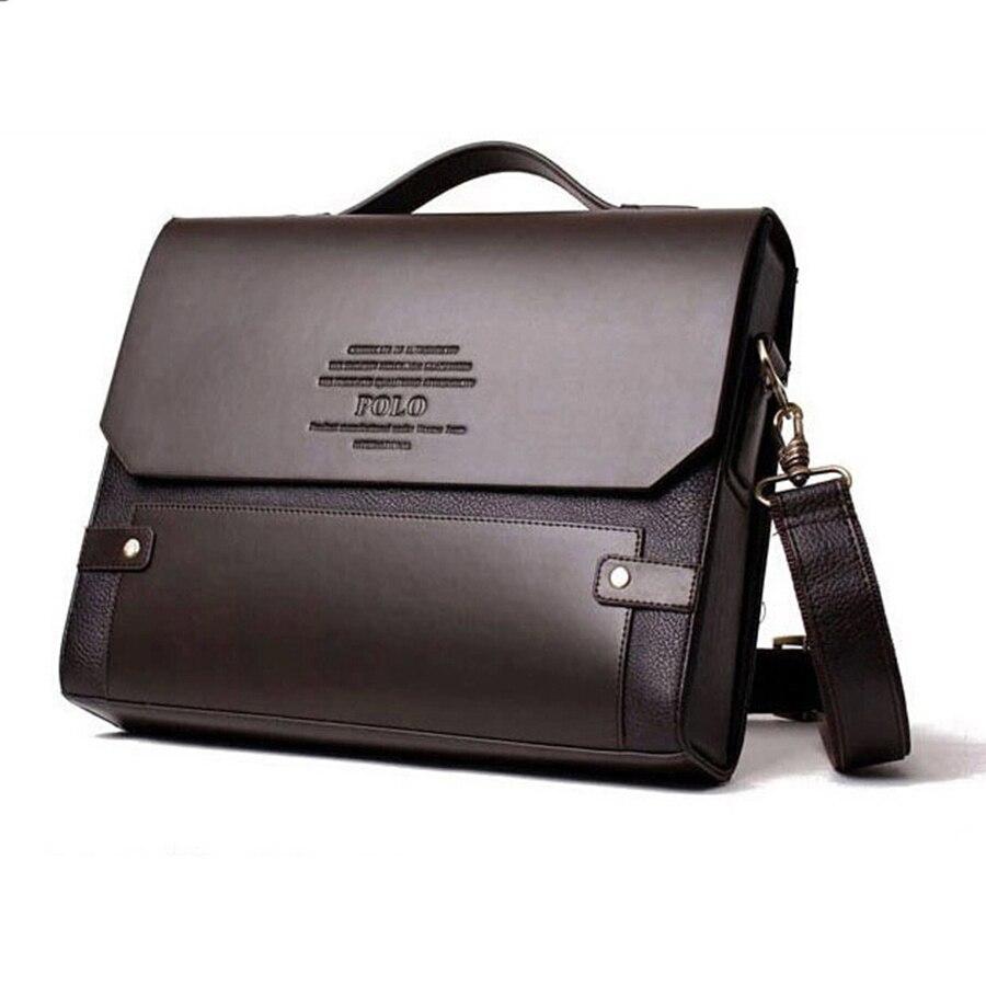 9046e220f346 2018 Hot Sale Brand Soft Leather Men Messenger Bags Big Promotion Kangaroo Leather  Shoulder Men Handbag Casual Briefcase HT03