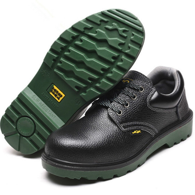 2018 Men Steel-Toe Safety Shoes Fashion Hiking Boots Construction Work Shoes 1