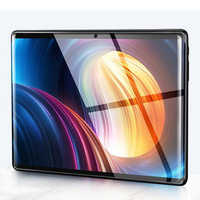 6 + 128 GB 10 pollici tablet PC 3G Android 9.0 Octa Core Super compresse di Ram 6 GB Rom128GB GPS WiFi 10.1 tablet IPS S119 Dual SIM GPS