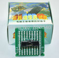 Free shipping 775 CPU Socket tester card for desktop 775 with light tester 775 Dummy Load