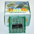 O envio gratuito de 775 cartão CPU Socket tester para o desktop 775 com testador de luz 775 Carga Fantasma