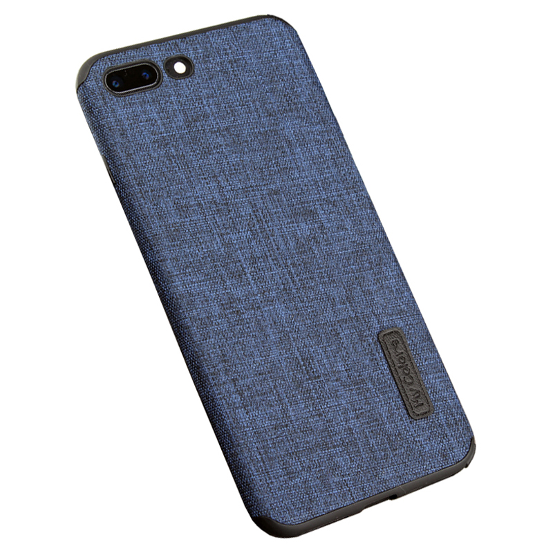 Cloth Case For iPhone 8 8 Plus Fashion Linen Cloth & Soft TPU Silicone Anti-knock Cover For iPhone 7 7 Plus Phone Protective Shell (14)