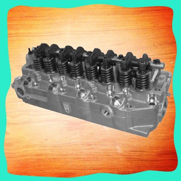 Conjunto de cabeça de cilindro 4d56 md185926 md185920 md109736 para mitsubishi montero pajero l300 canter